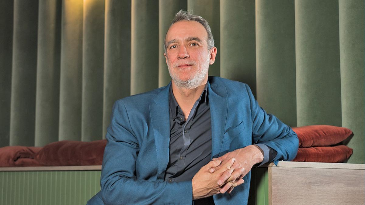 Rafa de Ramón, CEO de Utopicus