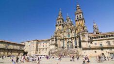 Los restos de Santiago el Mayor se enterraron en lo que hoy es la Catedral de Santiago