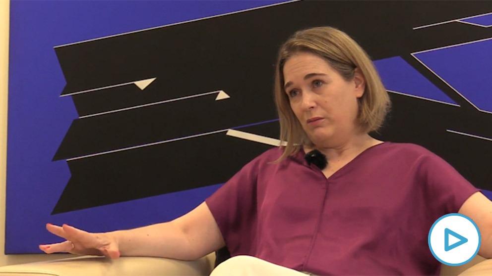 Marta Rivera de la Cruz, consejera de Cultura de la Comunidad de Madrid.