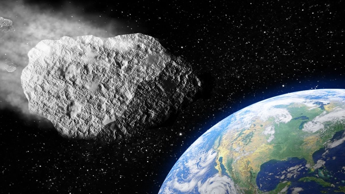 Asteroide 2020ND