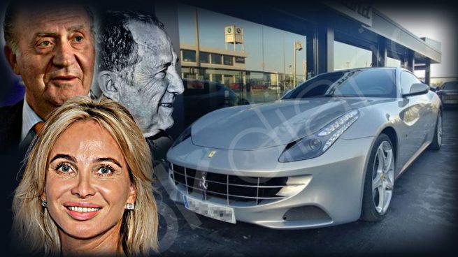 Ferrari Juan Carlos