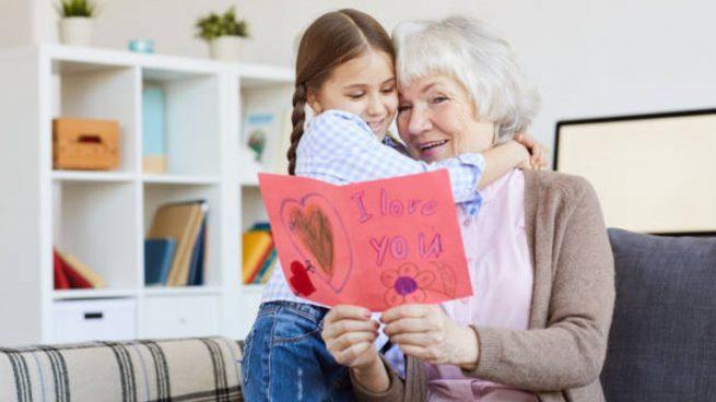 manualidades día mundial de los abuelos