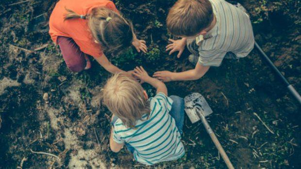 Cómo cultivar un huerto con los niños: juegos e ideas