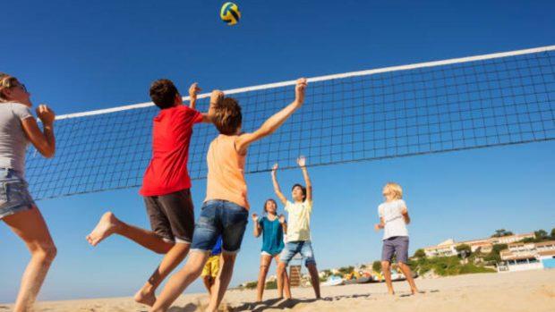 Los juegos al aire libre más divertidos para niños