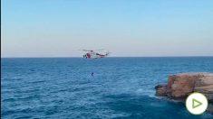 Rescate en Almería