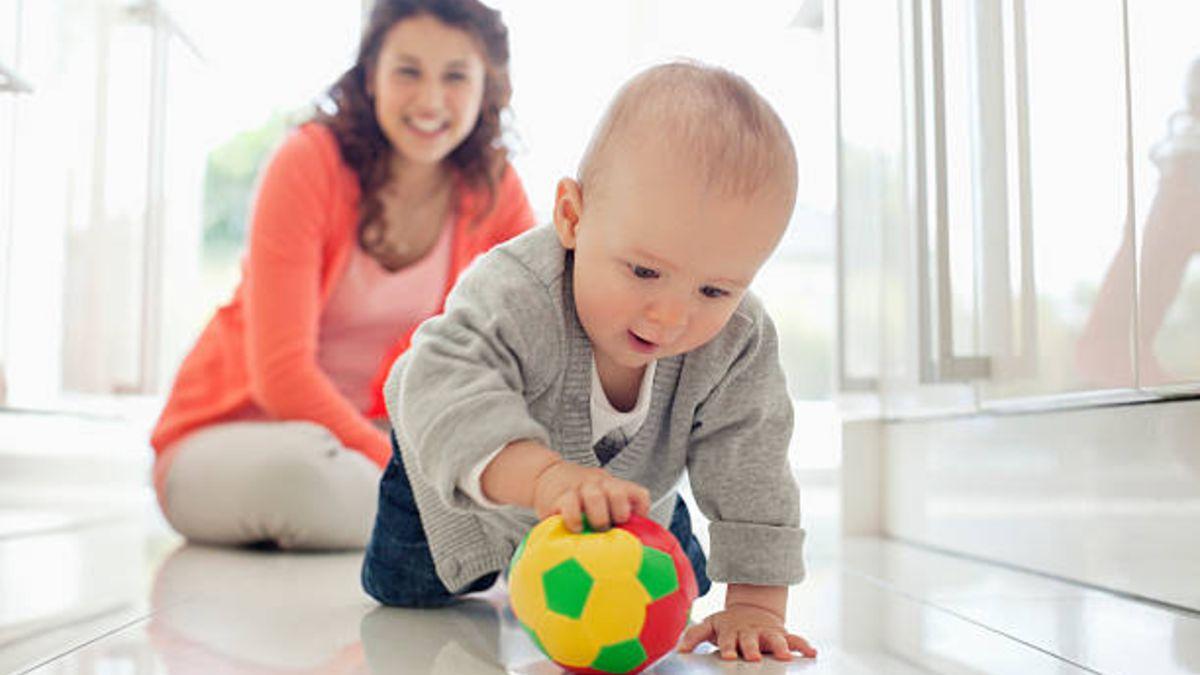 Cuáles son las etapas de desarrollo del bebé