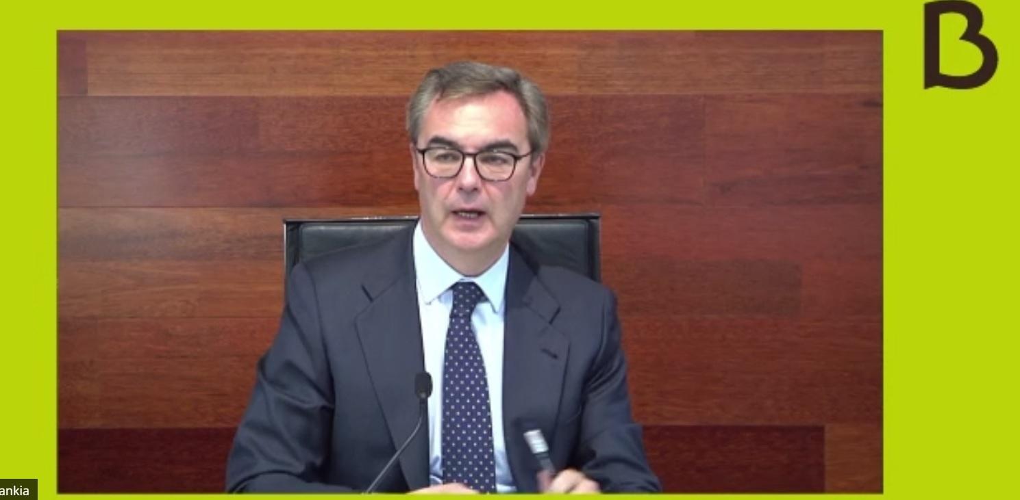 José Sevilla, CEO de Bankia