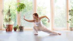 El chi kung combina la meditación y el yoga