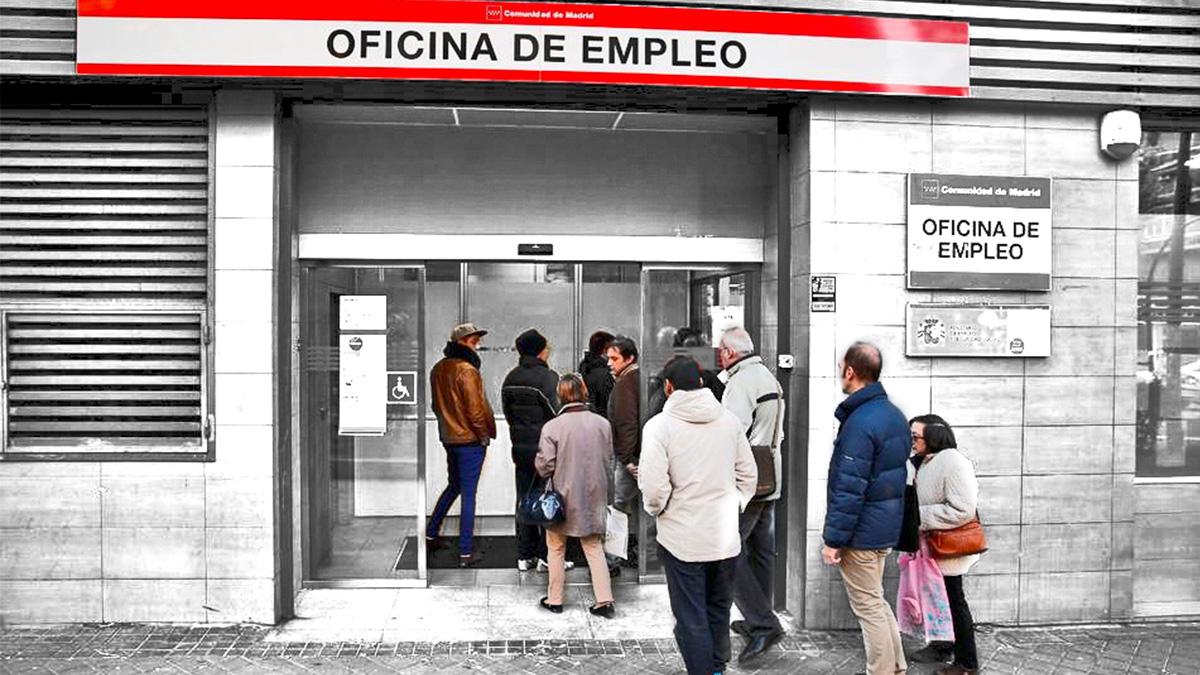 Desempleo y ERTE