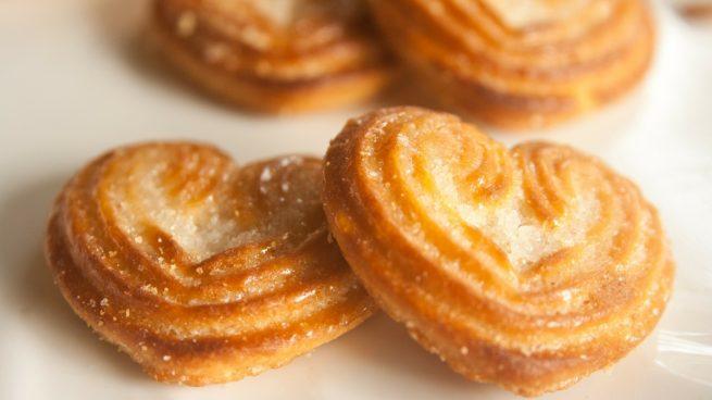 Receta de galletas Princesa caseras