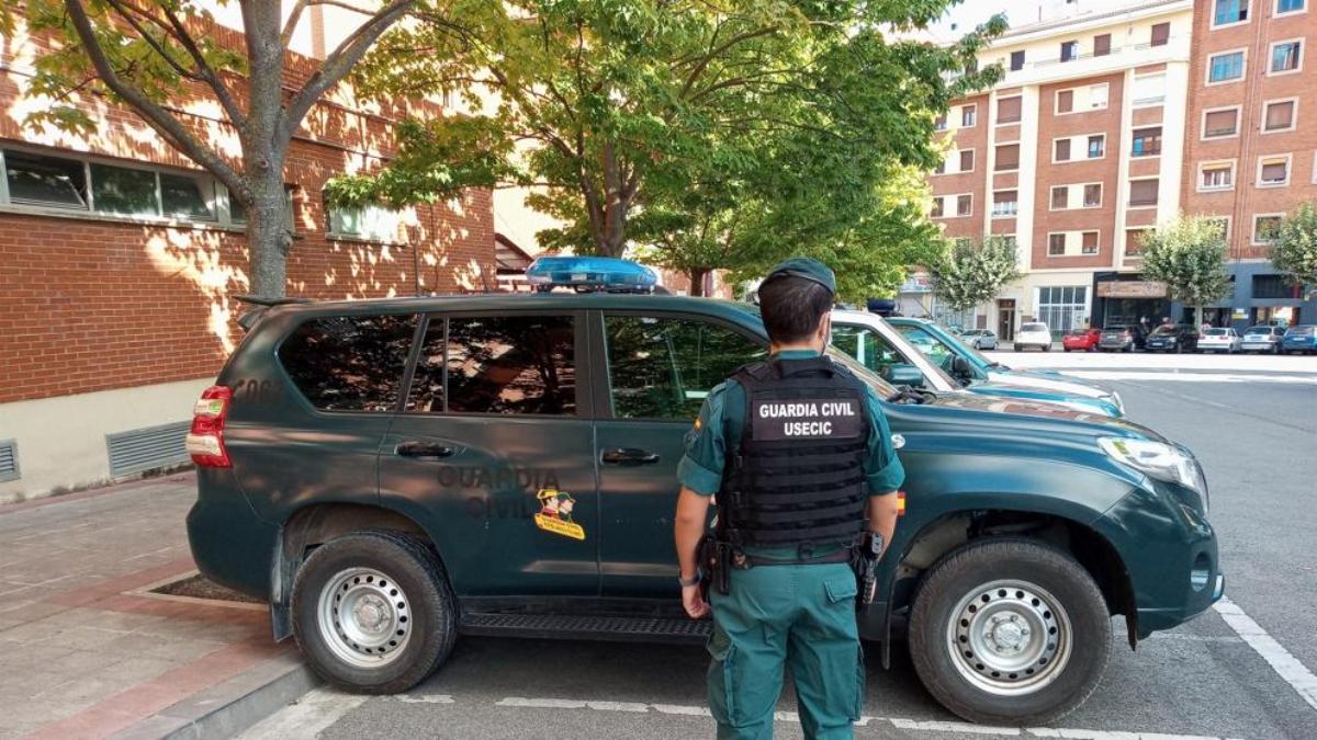 Guardia Civil de Sevilla. (Foto: Archivo EP)