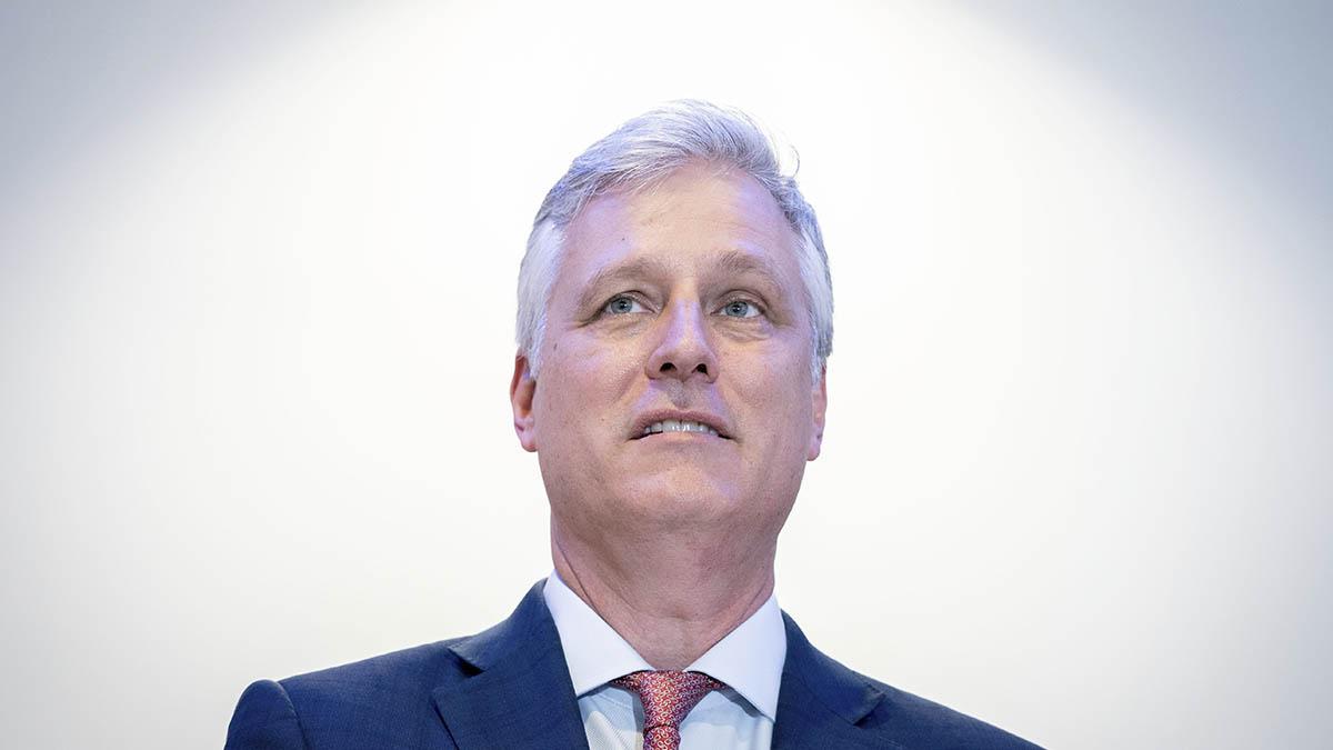 Robert O'Brien, asesor de Seguridad Nacional de presidente de EEUU, Donald Trump.