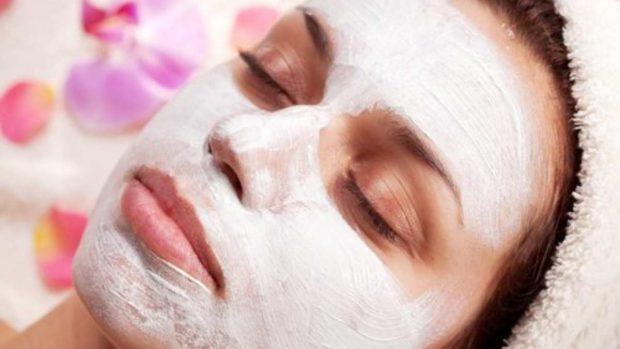 Exfoliar rostro piel