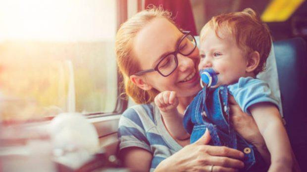 Viajar en tren con niños: 5 consejos para poder viajar tranquilamente