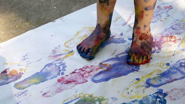 13 juegos y actividades creativas para hacer con los niños este verano