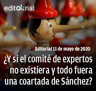 OKDIARIO lo advirtió: no había comité de expertos y todo era una farsa de Sánchez