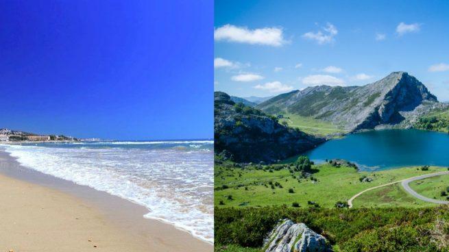 Es más seguro irse de vacaciones al mar o a la montaña