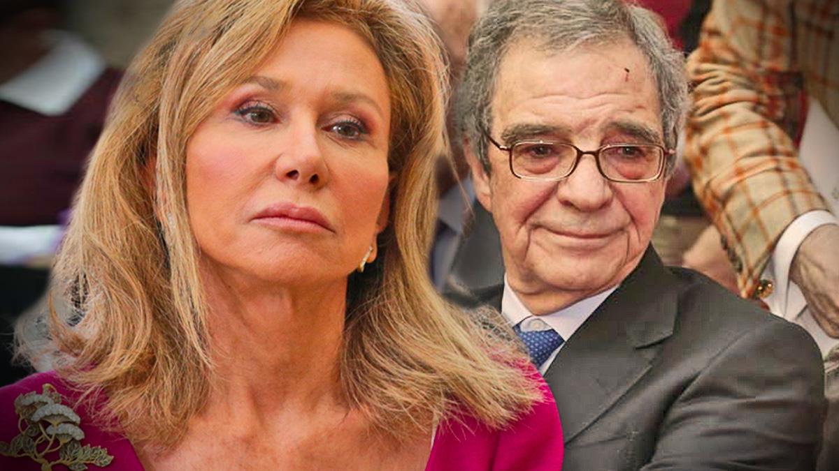 Alicia Koplowitz y César Alierta.