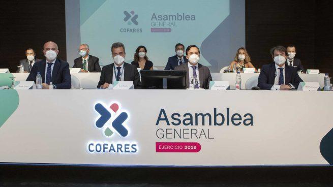 La Asamblea General de Cofares respalda por unanimidad la gestión de Eduardo Pastor