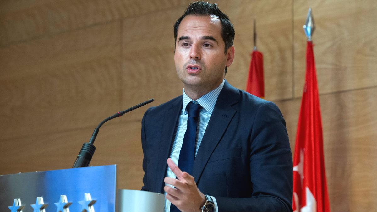 Ignacio Aguado, ex vicepresidente de la Comunidad de Madrid.