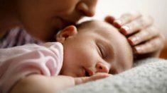 Conoce los consejos para dormir a un bebé recién nacido