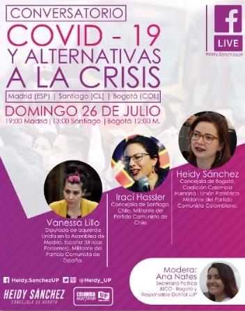 Una diputada de Podemos en Madrid admite lo que Sánchez e Iglesias ocultan: «Europa nos exigirá ajustes»