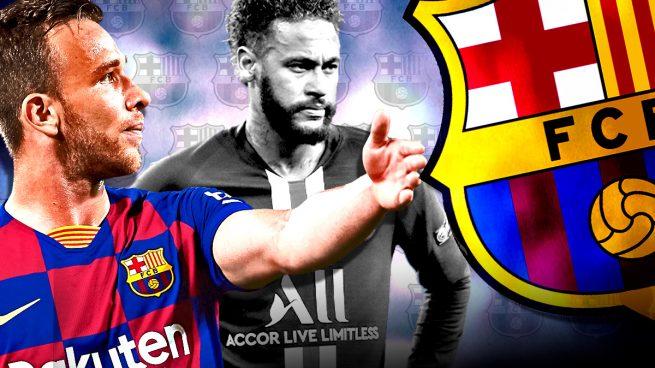 El 'caso Arthur' aleja a Neymar del Barcelona