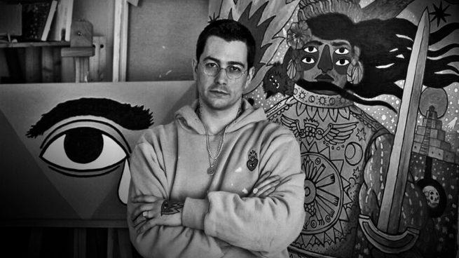 """Ricardo Cavolo: """"Uso algo tan poco capitalista como el arte para pagar el alquiler"""""""