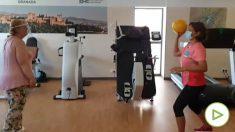 La fisioterapia, clave para la recuperación de los pacientes Covid