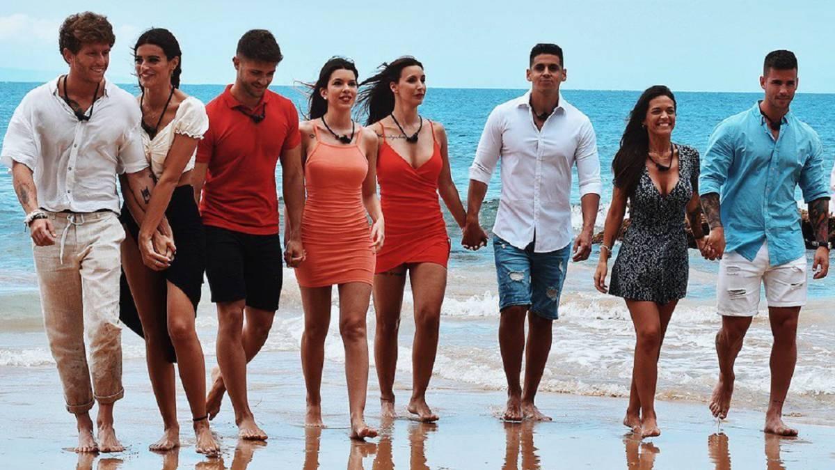 Los concursantes de 'La isla de las tentaciones'