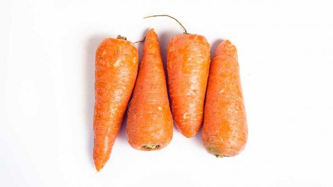 Piel de zanahoria