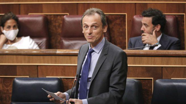 Pedro Duque rectores