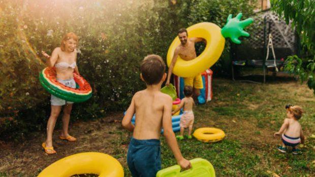 Staycation o cómo hacer vacaciones en casa con los niños
