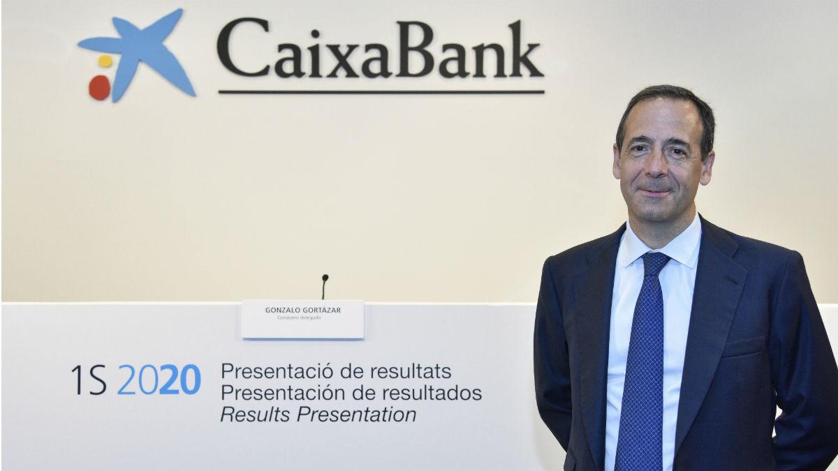 Gonzalo Gortázar, CEO de Caixabank
