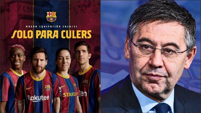El Barcelona quiere sacarle 20 millones a Nike por su fallo con las camisetas
