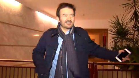 José Manuel Calvente, ex abogado de Podemos (Foto: Atlas).