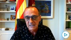 El alcalde de Lérida, Miquel Pueyo.