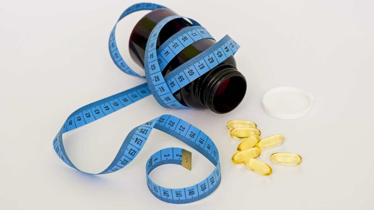 Medicamentos para adelgazar: metformina