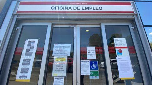 Oficina de empleo.