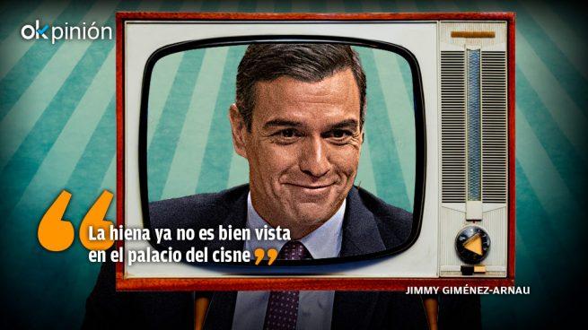Sánchez se corona en TV