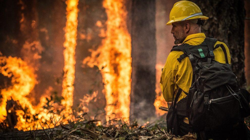 El incendio de Cualedro, en Ourense, ya es el más grande en Galicia desde 2017