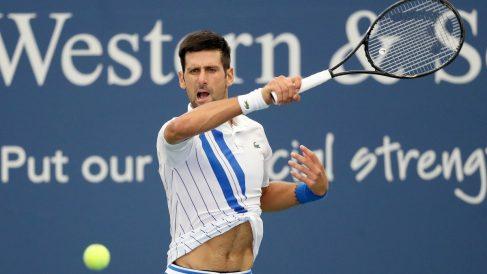 Novak Djokovic es el cabeza de serie en el Abierto de EEUU