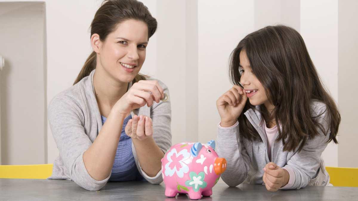 Enseña a tu hijo a valorar el dinero
