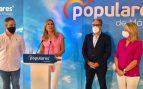 El PP también rechaza la propuesta de Marín: «No está sobre la mesa una lista conjunta PP-Cs en Andalucía»
