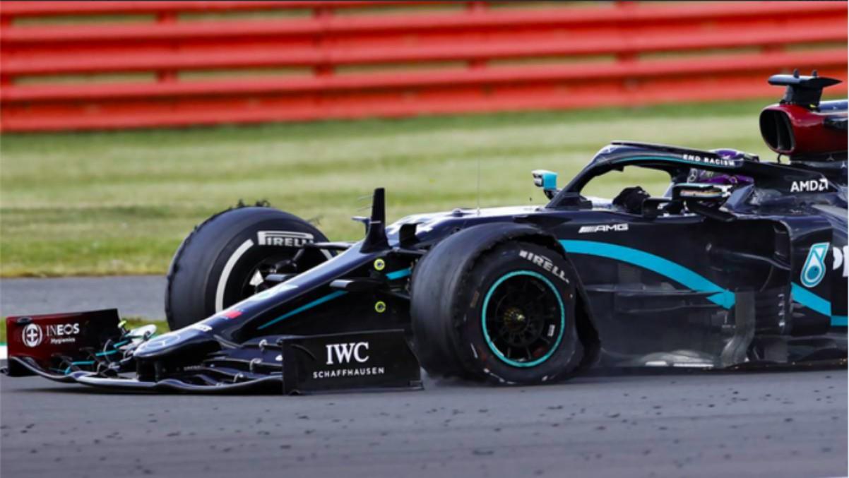 Lewis Hamilton consiguió el triunfo más extraño de toda su carrera.