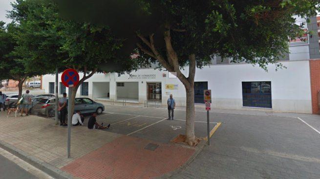Oficina de Extranjería de Almería. Fuente: Google Maps.
