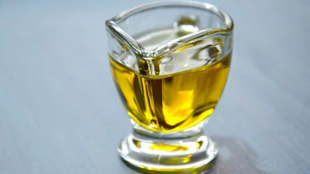 Aceite de oliva ozonizado