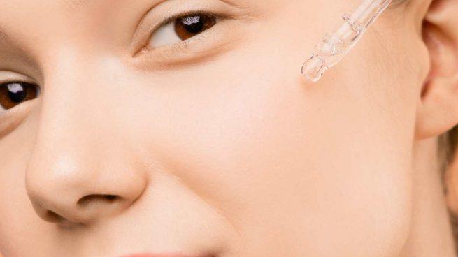 Aceite de oliva ozonizado en la piel