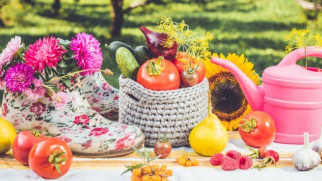 frutas verduras agosto