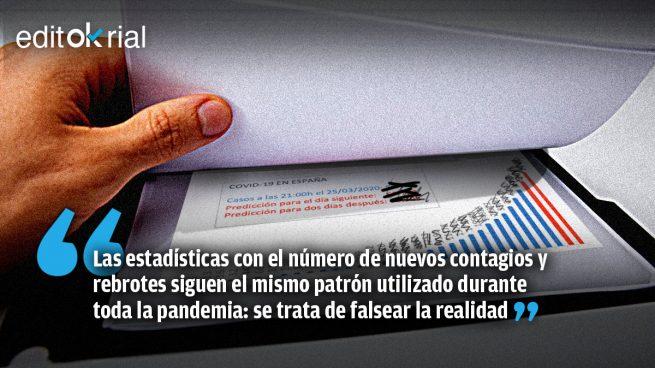 Fernando Simón, el «doctor trampas»